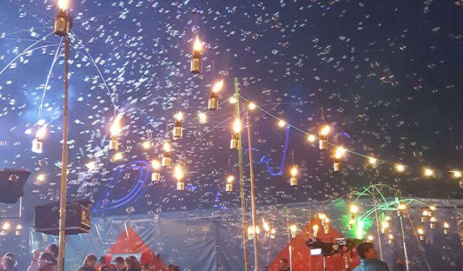 Focus en WTV labadoux 2017 festival zeepbellen sfeer